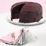 Çikolatalı  Poyralı Keki