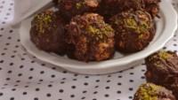 Çikolatalı Ve Mısır Gevrekli Kurabiye