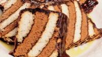 Çizgili Pasta