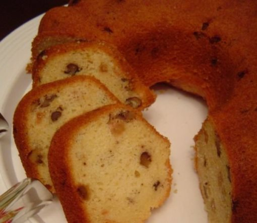Üzümlü Kek