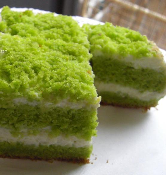 ıspanaklı Kek Yapılışı