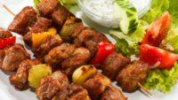 Şiş Kebabı