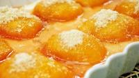 Şeftalili Ramazan Tatlısı