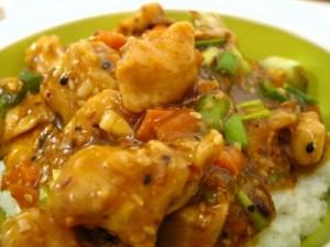 Hardallı Balık Tavuk