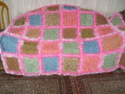 battaniyemodeli, işleme battaniyeler