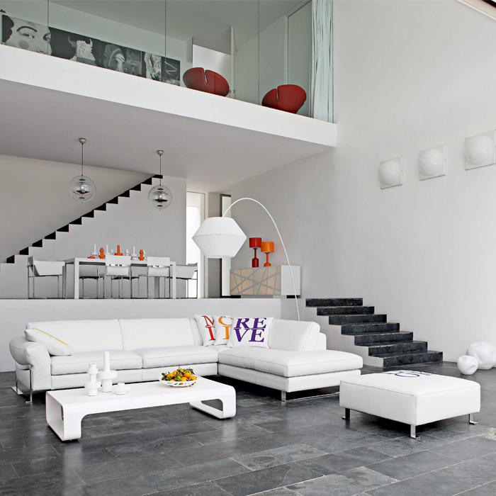Son Moda Sportif oturma odaları