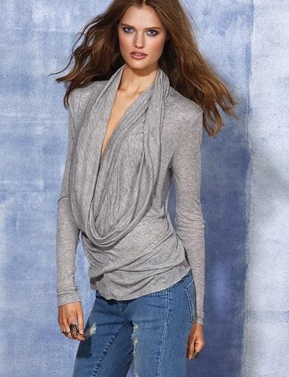 Trend Bayan Bluz Modelleri