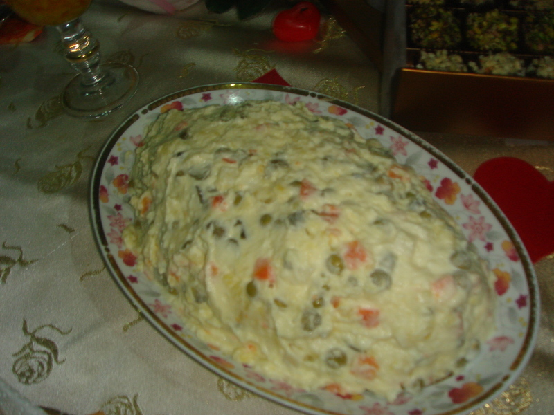Amerikan Salatası,
