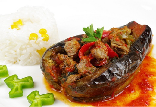 Horhor Kebabı