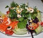 Ilık Midye Salatası
