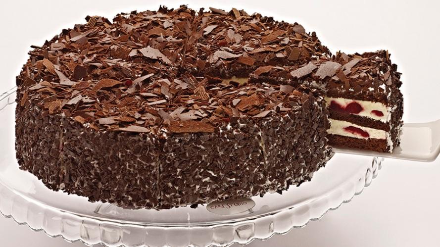 Kara Orman Pastası Yapılışı