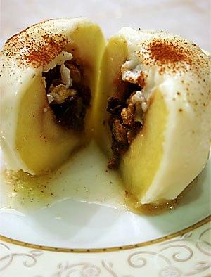 Kremalı Elmalı Tatlı
