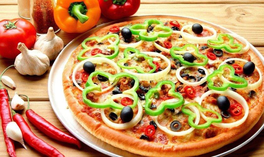 Mantarlı ve Enginarlı Pizza Tarifi