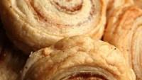 Milföyden Tarçınlı Çörekler