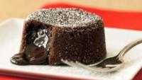 Naneli Çikolatalı Şelale Kek