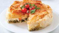 Patlıcanlı Sultan Böreği