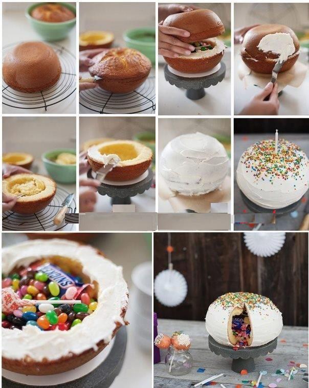 Sürpriz Yumurta Pasta