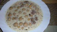 Sıkma Köfte Çorbası