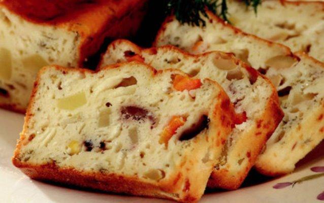 Sebzeli Kek Yapılışı