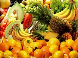 Zencefilli Meyve Salatası