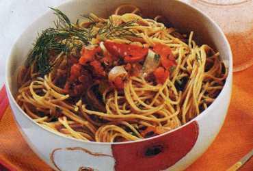 Arapsaçı Aromalı Spagetti