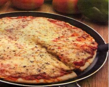 bayat ekmekli tava pizzası tarifi