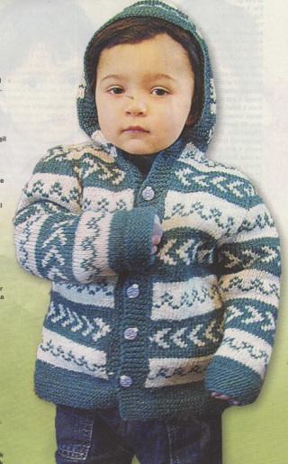 En Güzel Bebek Ceket Modelleri