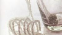 Beyaz İnci Kolye Modeli