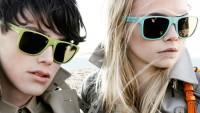 Burberry Renkli Güneş Gözlükleri