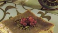 Cappucino'lu Kedidili Pastası