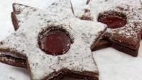 Çikolata Kremli Kurabiye