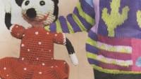 Çocuk Kazak Modeli