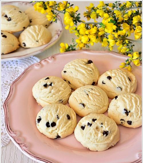 dondurma kurabiyeler