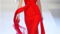 2012 Trendlerinden Gece Elbiseleri