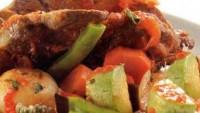 Fırın Torbasında Sebzeli Bonfile