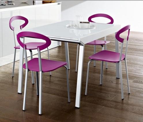 Farklı Tasarımlarda Masa Sandalye