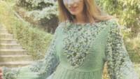 Farklı Modelli Bayan Kazak Modeli
