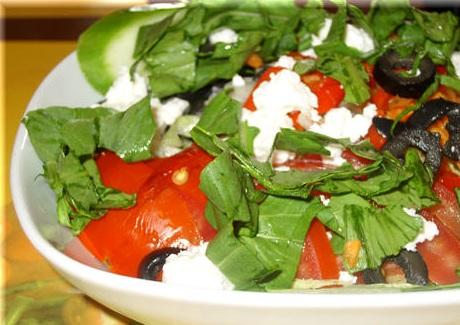 italyan salatası