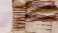 Kahverengi Ebruli İpli Örgü Bluz