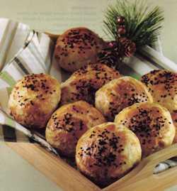 Kaşar Peynirli Ekmek