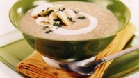 Kekikli Mantar Çorbası