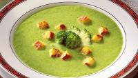 Kremalı Brokoli Çorbası