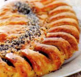 Mantarlı Biberiyeli Papatya Böreği