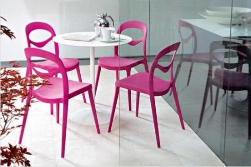 Farklı Masa Sandalye Modelleri