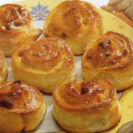 Mayalı Çörek