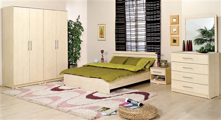 merinos yatak odası tasarımları