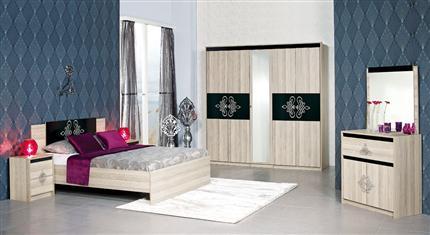 modern merinos yatak odaları