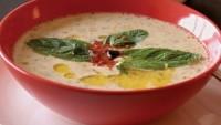 Naneli Sebze Çorbası