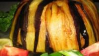 Patlıcan Çevreli Pilav
