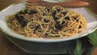 Pazılı Spagetti